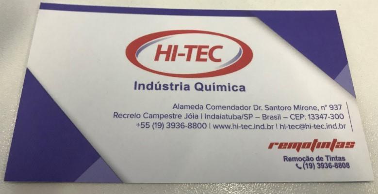 Produtos para tratamento de efluentes industriais