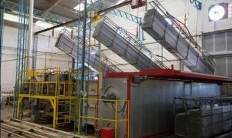 Desengraxante químico para alumínio